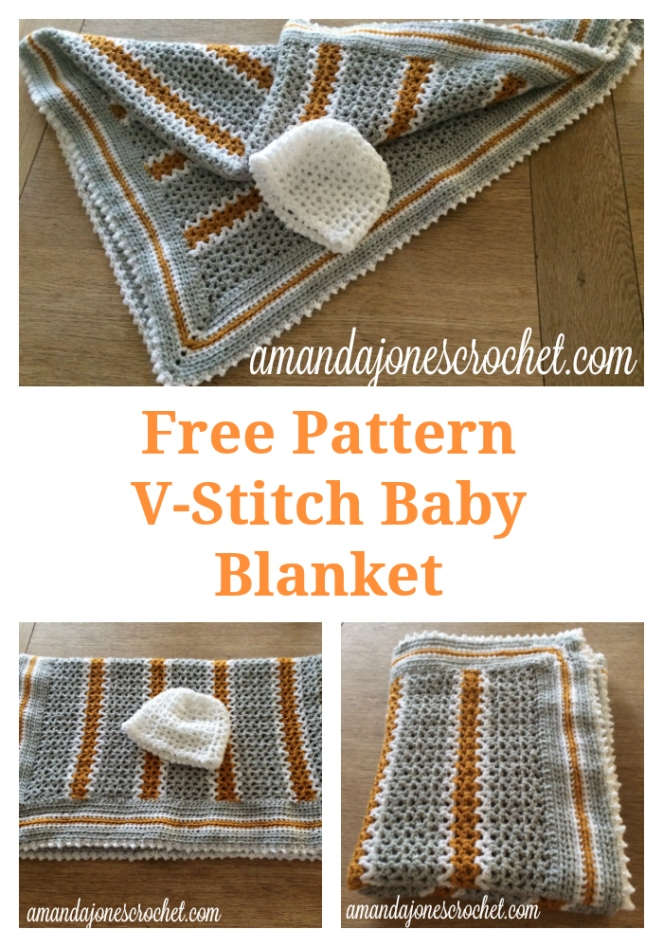 Baby Blanket v2 pin